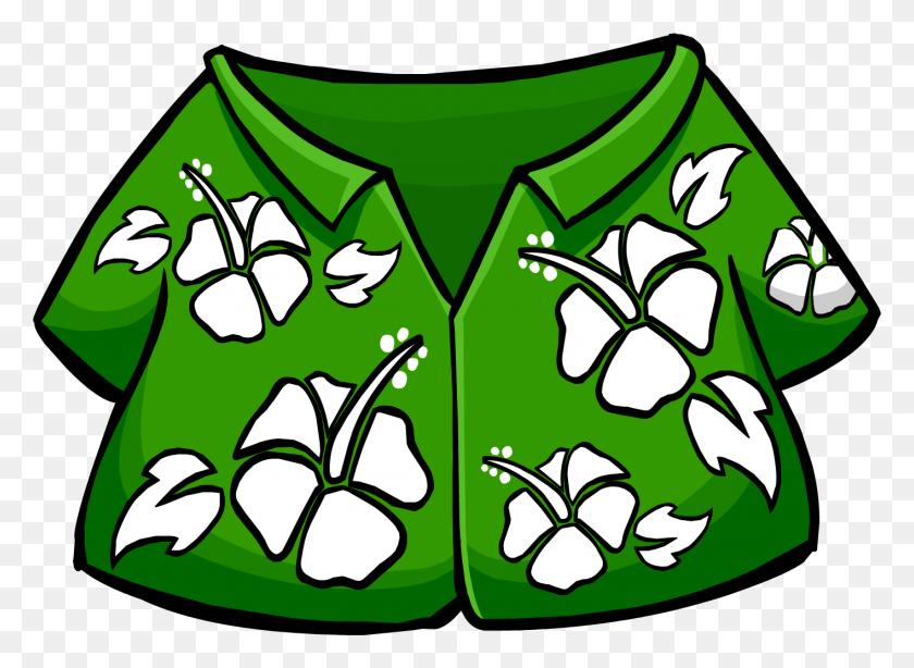 1414x1005 Best Hawaiian Shirt Clip Art - T Shirt Clipart Images