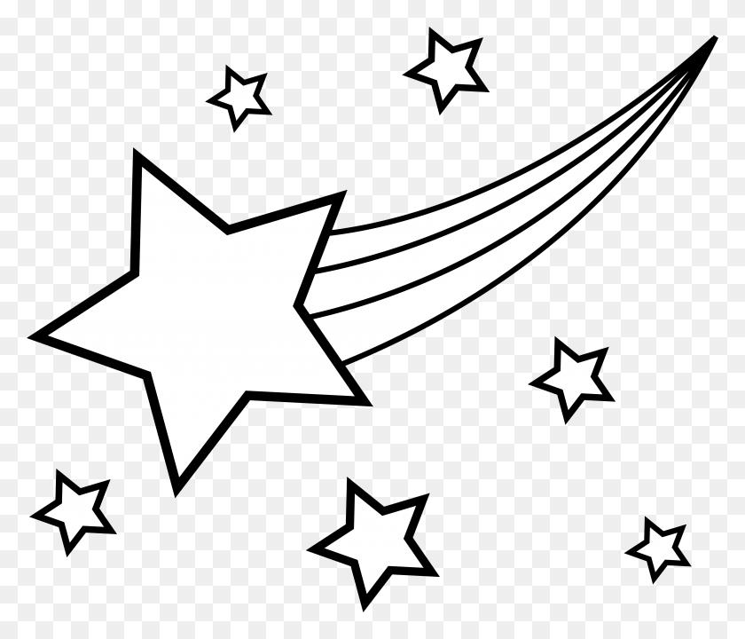 Best Shooting Star Clipart - Shooting Star Clipart