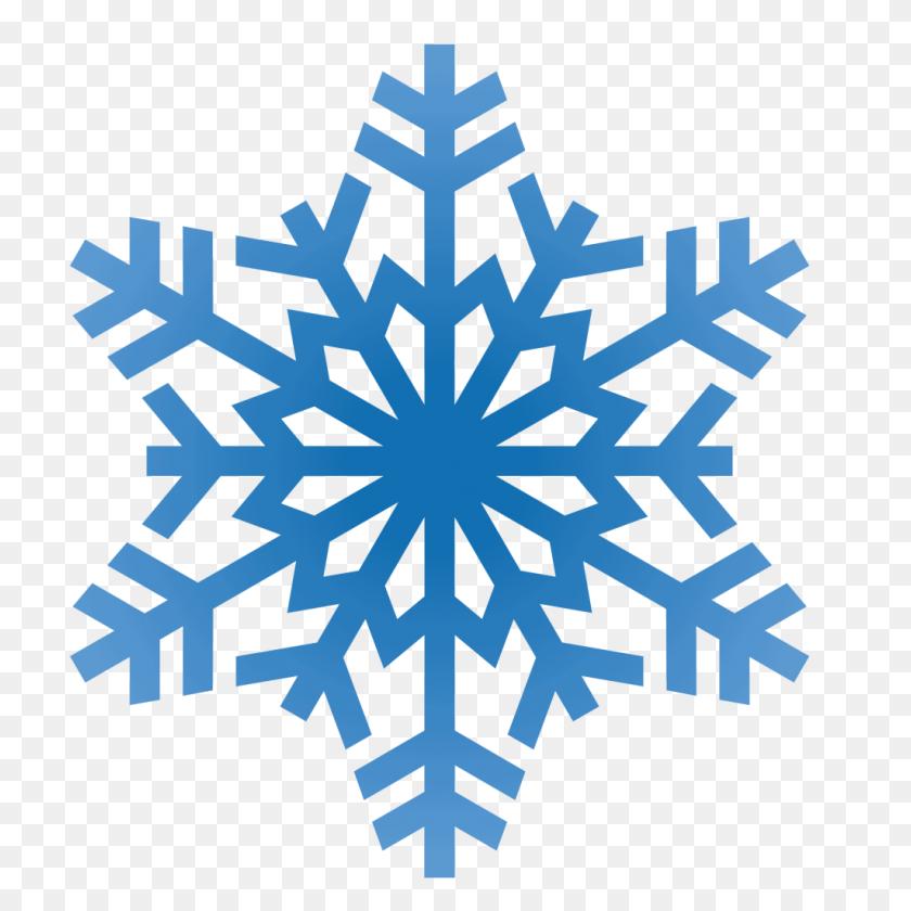 Best Snowflake Png - Snowflake Border PNG
