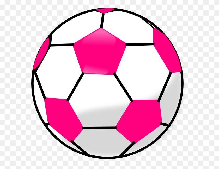 600x590 Best Soccer Ball Clip Art - Arkansas Clipart
