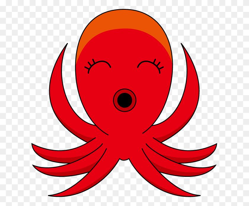 Best Squid Clipart - Squid Clipart