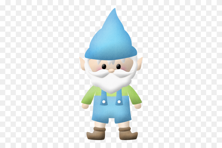 Better Gnomes Garden Sweet Shoppe Scrap Gnome - Gnome Clipart