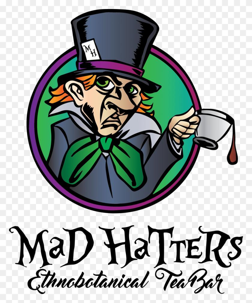 Beverages Mad Hatter's Ethnobotanical Tea Bar - Mad Hatter Clipart