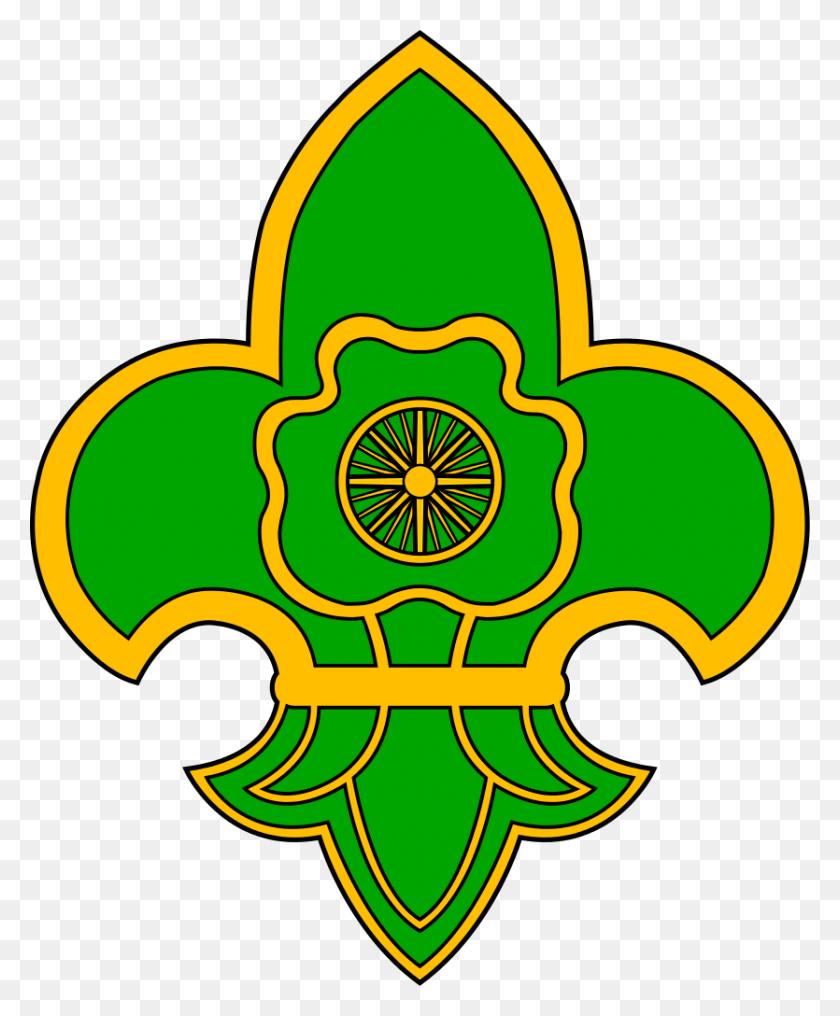 Bharat Scout Logo - Cub Scout Logo Clip Art