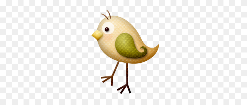 Bichitos Clip Art, Bird And Scrap - Bird Watching Clipart