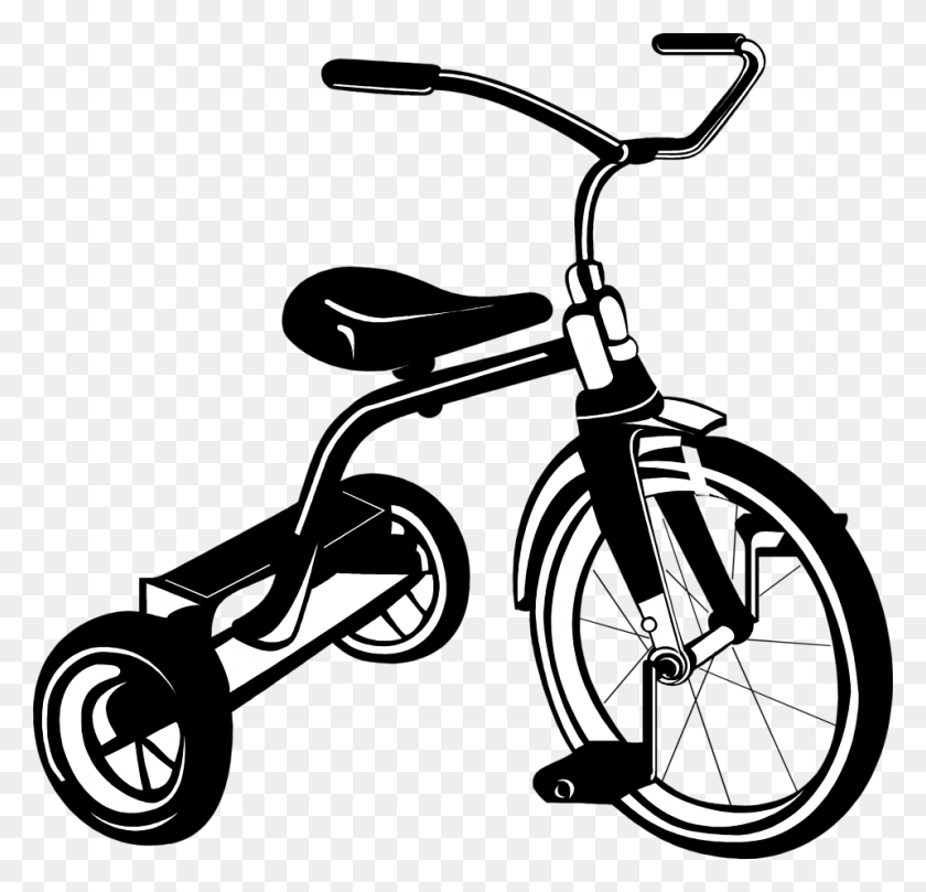 Bicycle Clipart Bicycle Tricycle Motorcycle Tricycle Clip Art Png - Bicycle Wheel Clipart