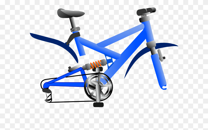 Bicycle Clipart Bicycle Wheel - Motorcycle Wheel Clipart