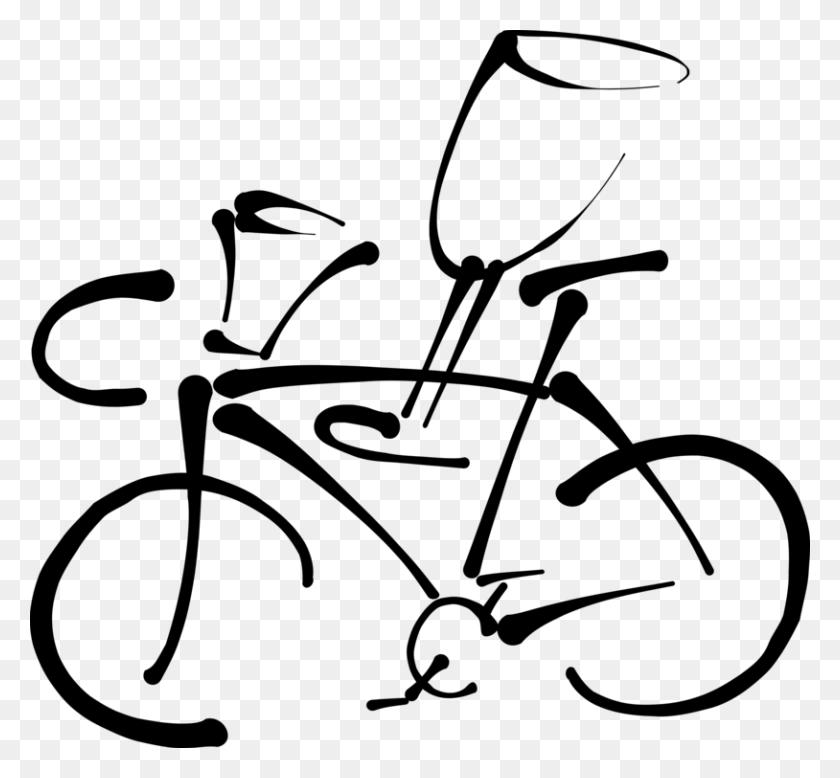 Bike border clipart
