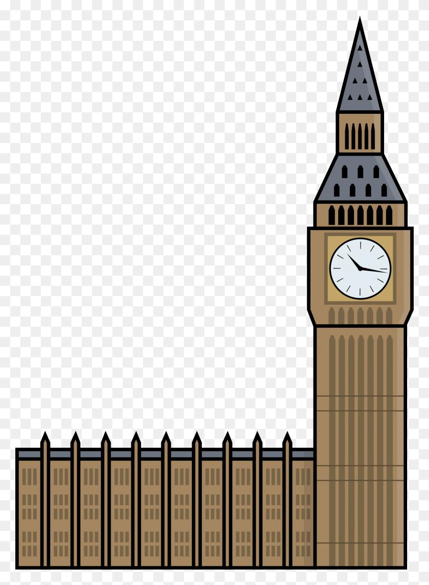 1628x2268 Big Ben And London Eye Clip Art - London Eye Clipart