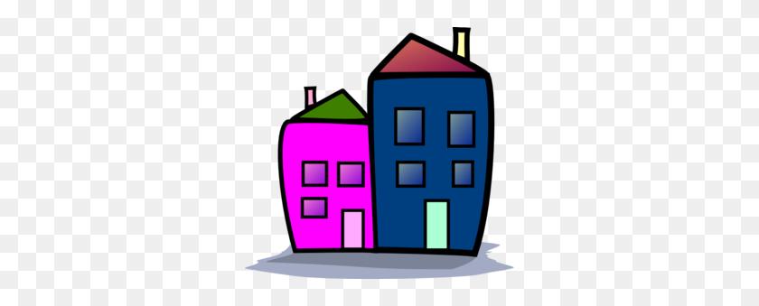 Big Building Vector Clip Art - Apartment Building Clipart