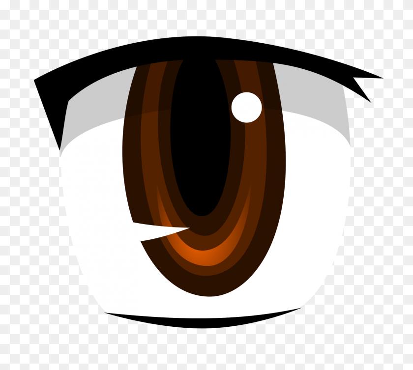 Big Eyes In Anime - Big Eyes PNG