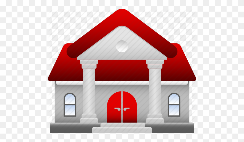 Big, Home, House, Mansion, Property, Residential, Rich Icon - Mansion PNG