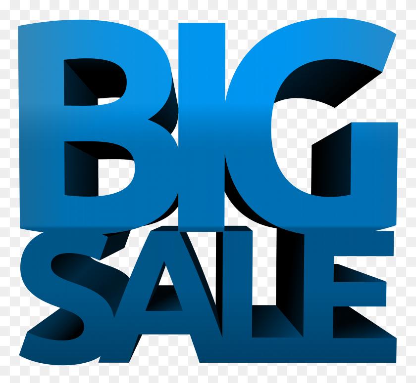 Big Sale Blue Png Clip Art - Summer Sale Clipart