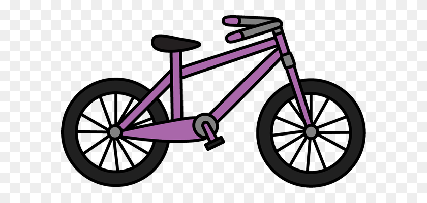 Bike Clip Art Black And White - Bicycle Clipart Black And White