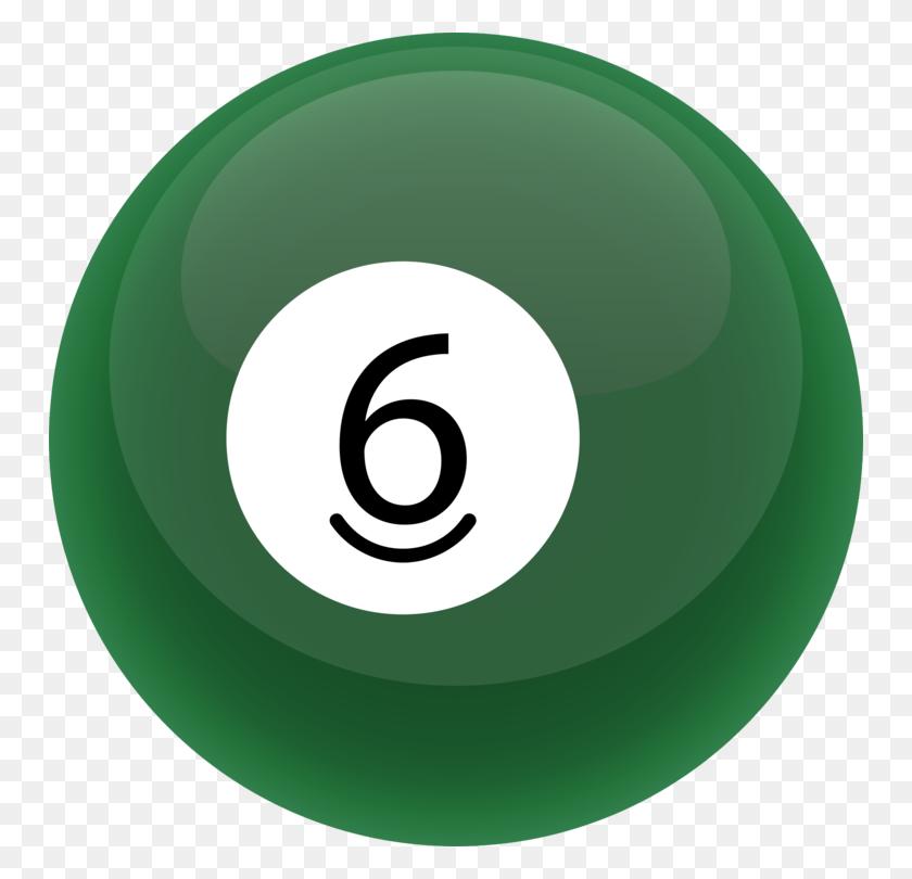 Billiard Balls Billiards Rules Of Snooker - Pool Balls Clipart