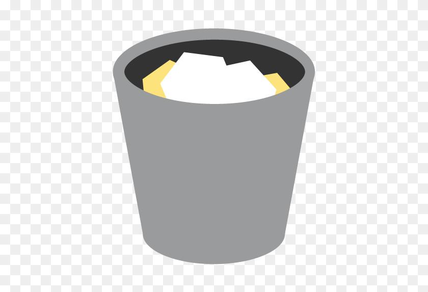 Bin, Full, Recycle, Recycle Bin, Trash Icon - Recycle Bin PNG