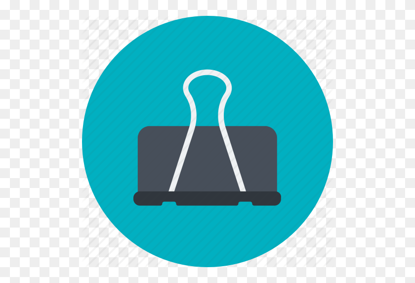 Binder Clip, Bulldog Clip, Clip, Grip Clip, Office Clip Icon - Binder Clip Art