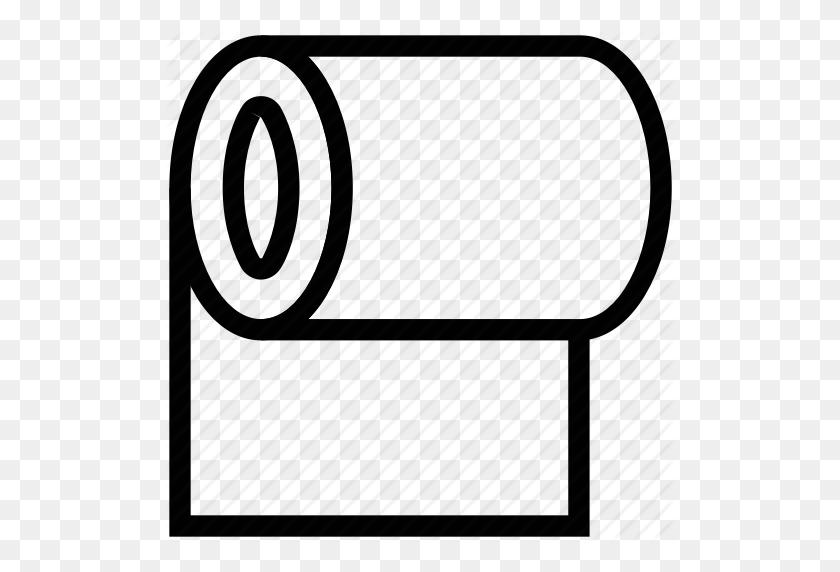 Binding Tape, Paper Roll, Roll, Roller, Sticky Tape, Tape, Tissue - Masking Tape Clipart
