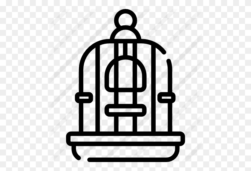 Bird Cage - Bird Cage PNG