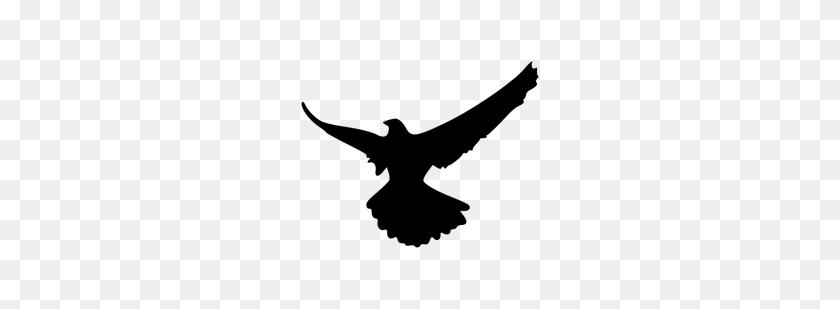 Bird Cage Silhouette Clip Art - Mockingbird Clipart