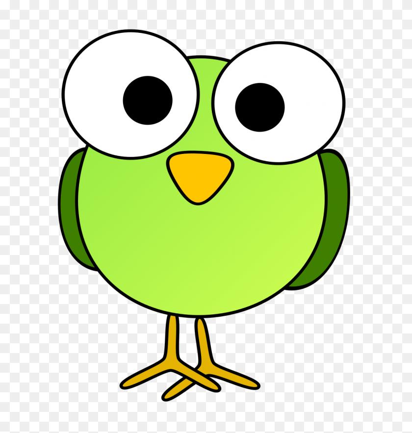Bird Clip Art Free Printable - Yellow Bird Clipart