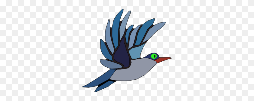 Bird Clip Arts - Blue Bird Clipart