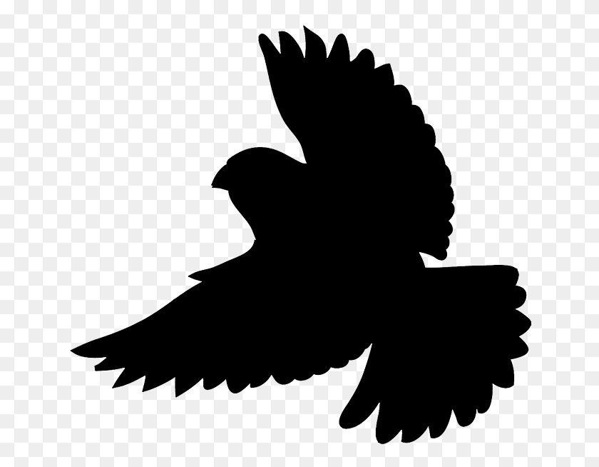Bird Silhouettes - Owl Silhouette Clip Art