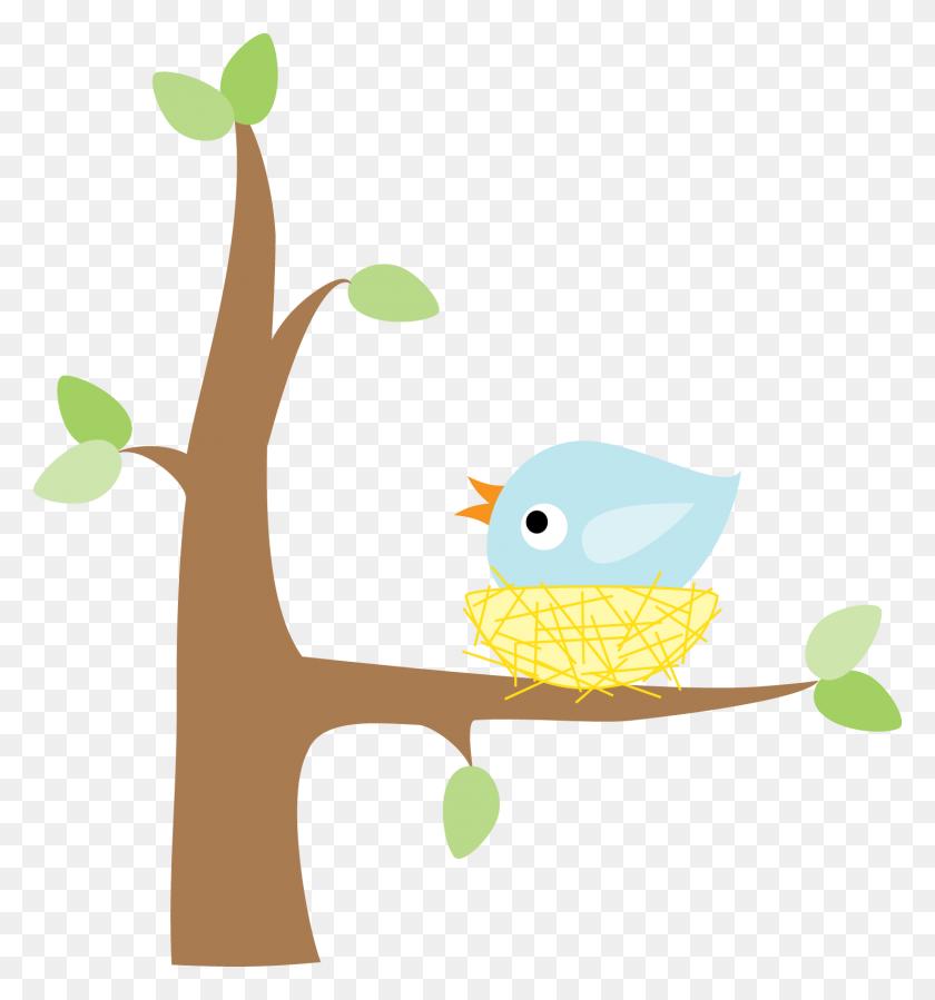 Birds Nest Clip Art - Bird Nest Clipart