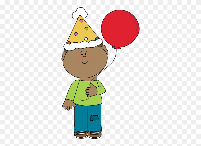 Birthday Boy Clip Art - Birthday Boy Clipart