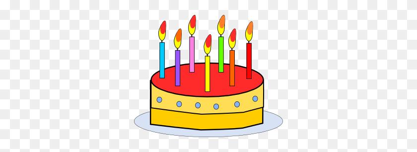 Birthday Cake Clip Art - Sister Birthday Clipart