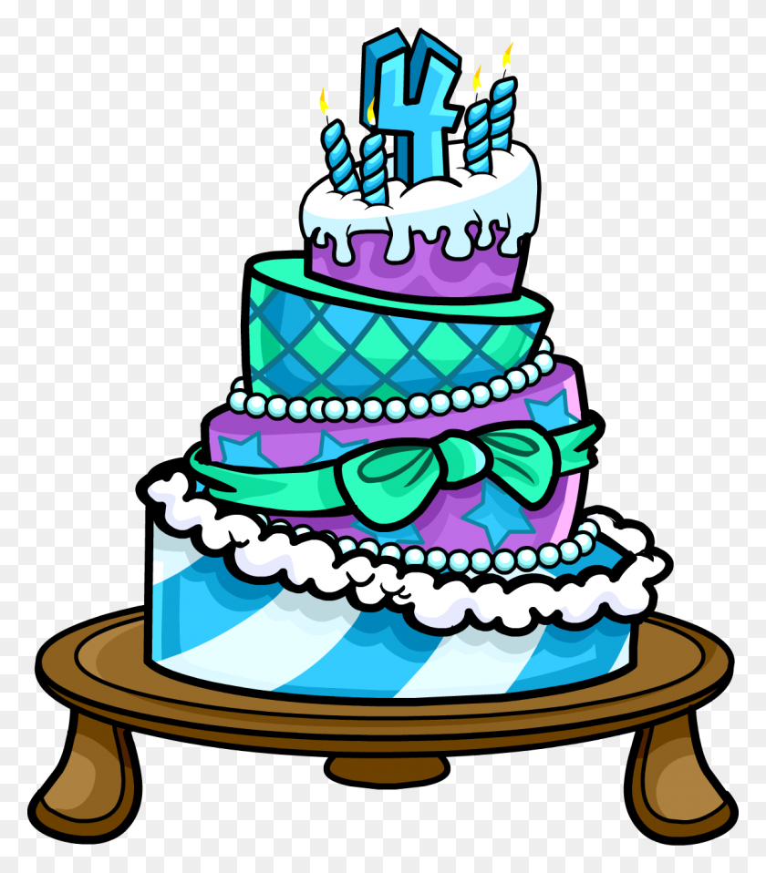 Birthday Cake Clip Art Anniversary Cake Happy 40th Birthday