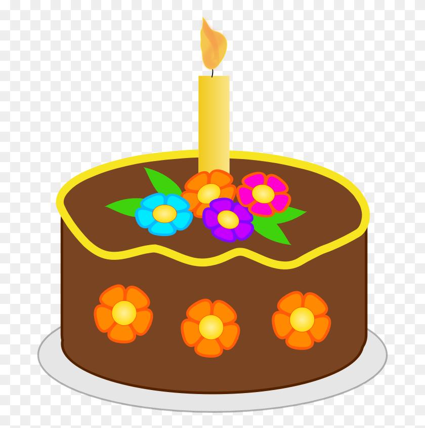 Birthday Cake Clip Art November - November Birthday Clipart