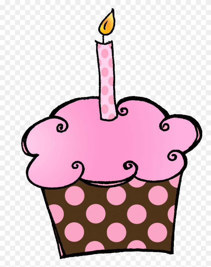 Birthday Cake Happy Birthday Clip Art Clip Image - Pink Cake Clipart