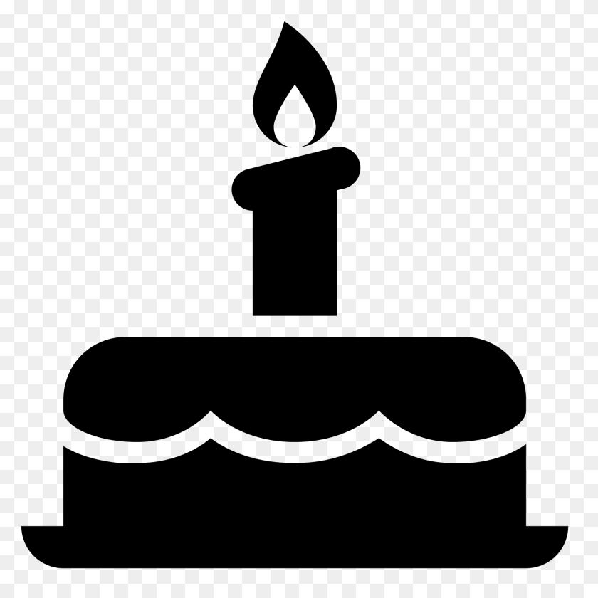 Birthday Cake Icon - Birthday Cake PNG