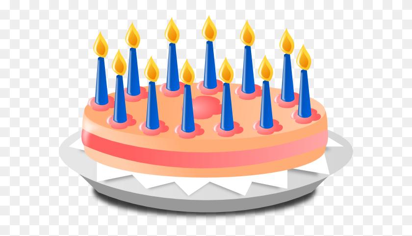 Birthday Cake Png Large Size - Birthday Cake PNG