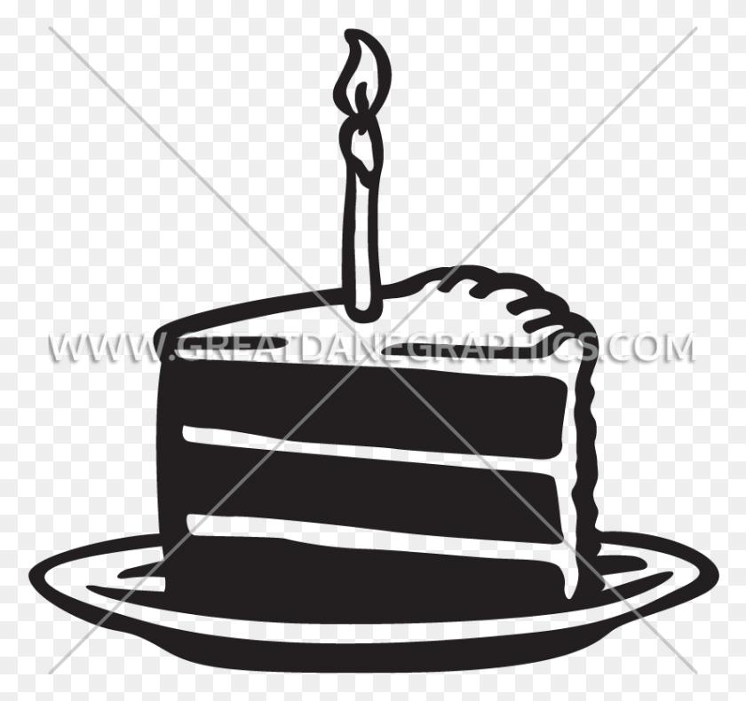 Incredible Birthday Cake Slice Production Ready Artwork For T Shirt Printing Personalised Birthday Cards Akebfashionlily Jamesorg
