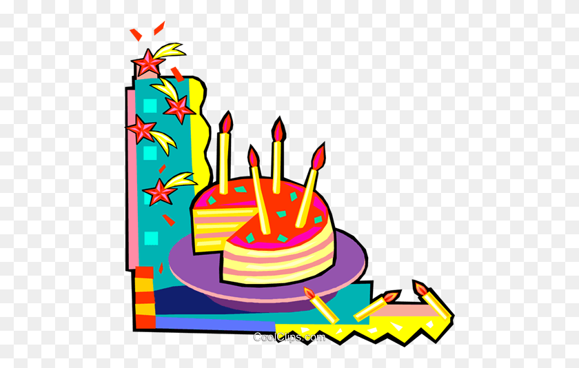 Birthday Cake With Candles Royalty Free Vector Clip Art Free Birthday Clipart Images Stunning Free Transparent Png Clipart Images Free Download