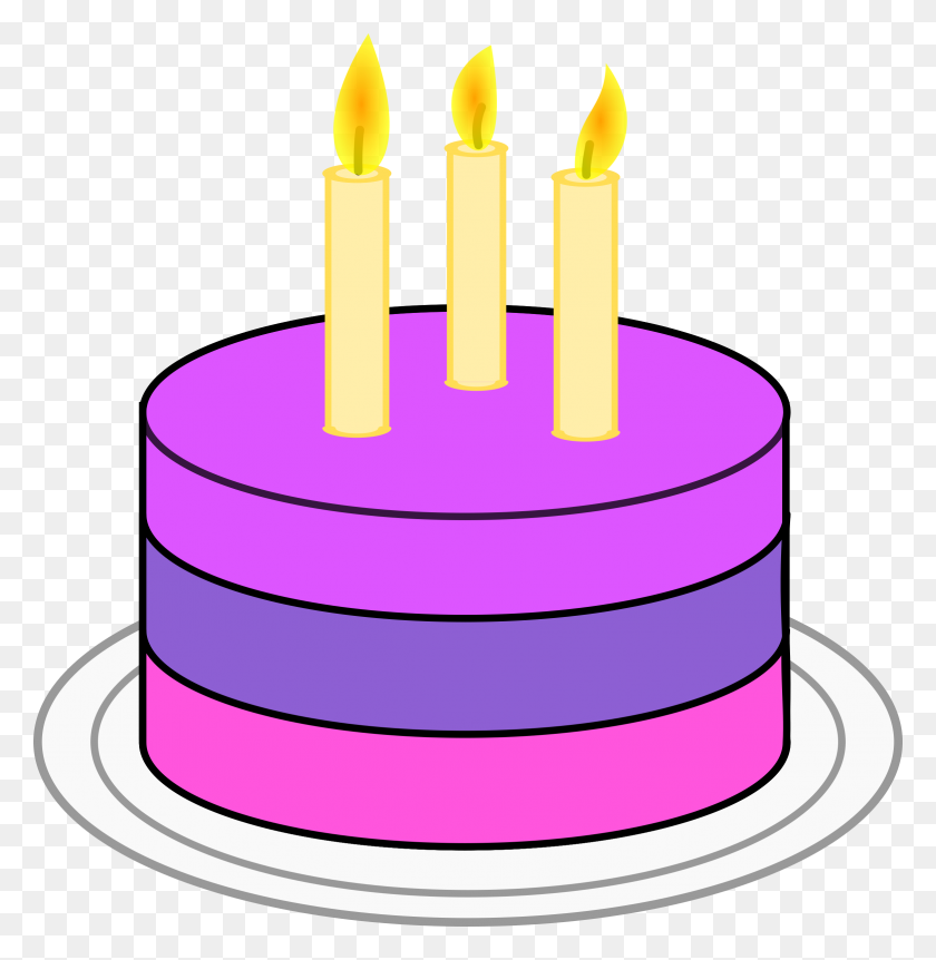 Birthday Cakes Cake Clip Art Png Remarkable Free - July Birthday Clipart