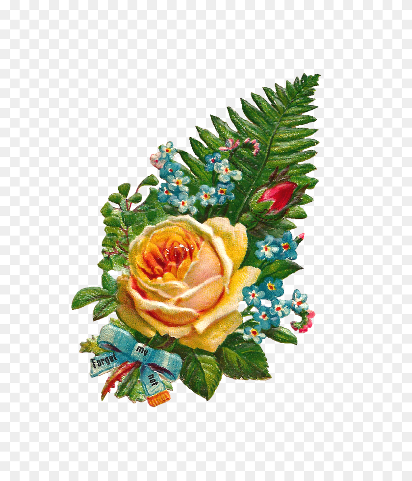1080x1275 Birthday Flowers Png Hd Transparent Images