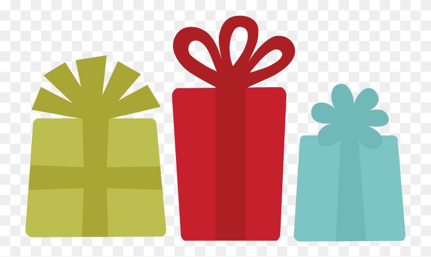 Gift Box Png Clipart, Transparent Png - kindpng