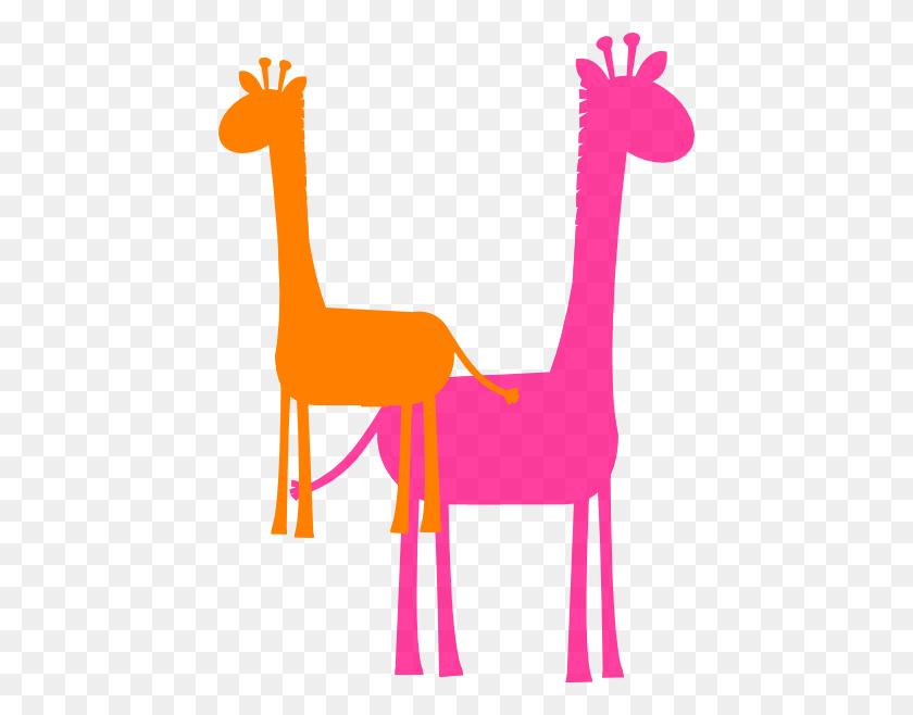 Birthday Girl Giraffes Png Clip Arts For Web - Giraffe Clip Art Free