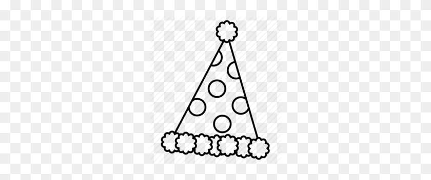 260x292 Birthday Hat Clip Art Clipart