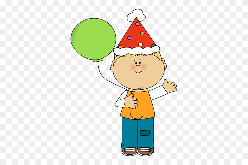 Birthday Hat Clip Art, Royalty Free A Toddler Wearing A First - Playtime Clipart
