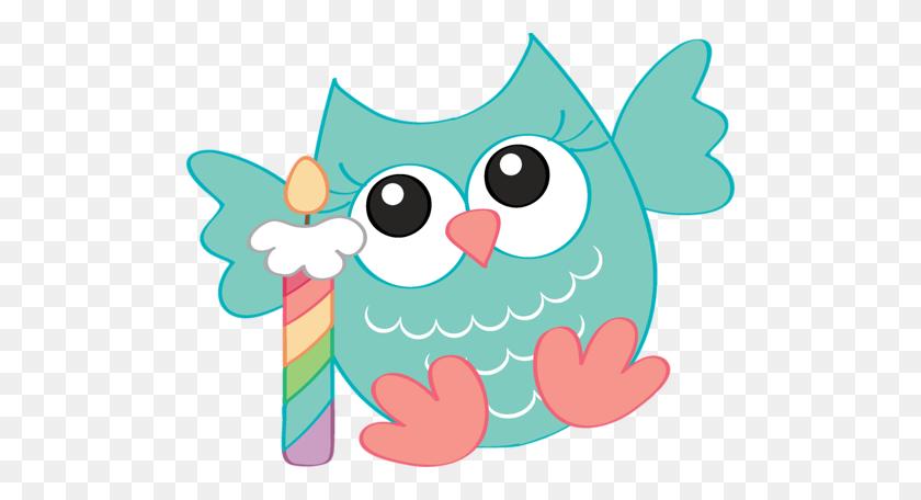 Birthday Owls Owls Owl, Birthday And Album - Sleeping Owl Clipart