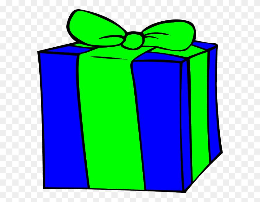 600x593 Birthday Present Clipart Hd Free Clip Art - Happy Birthday Granddaughter Clipart