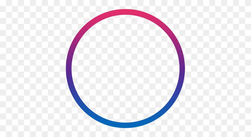 Bisexual Circulo Circle Twitter Icon Twibbon Pride - Circulo PNG
