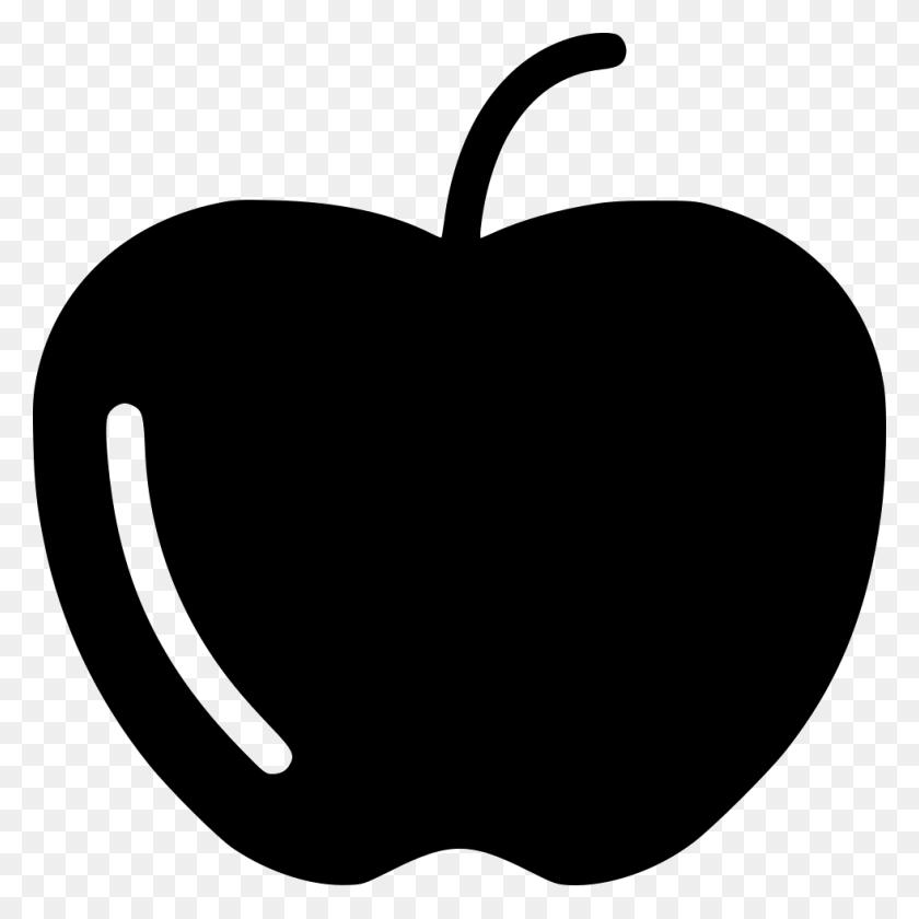 Bitten Apple Icon Png - Bitten Apple PNG