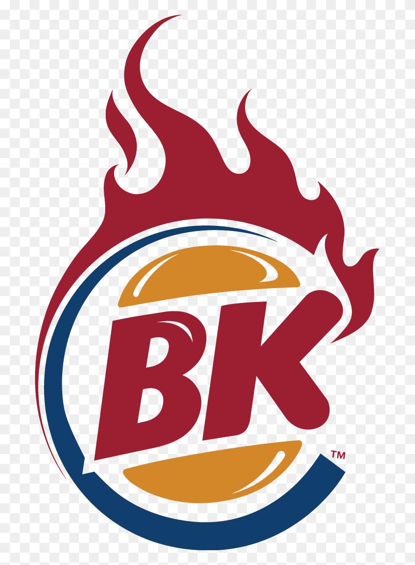 697x1085 Bk Logos - Burger King Crown PNG