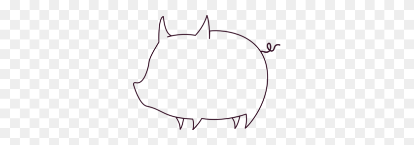 Black And White Angry Pigs Clipart Pig Coloring Pages Free - Pig Pen Clipart