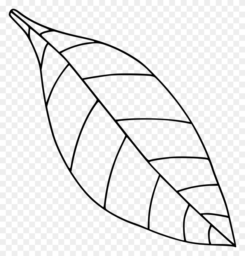 Black And White Clipart Leaf Clip Art Images - Raking Leaves Clipart